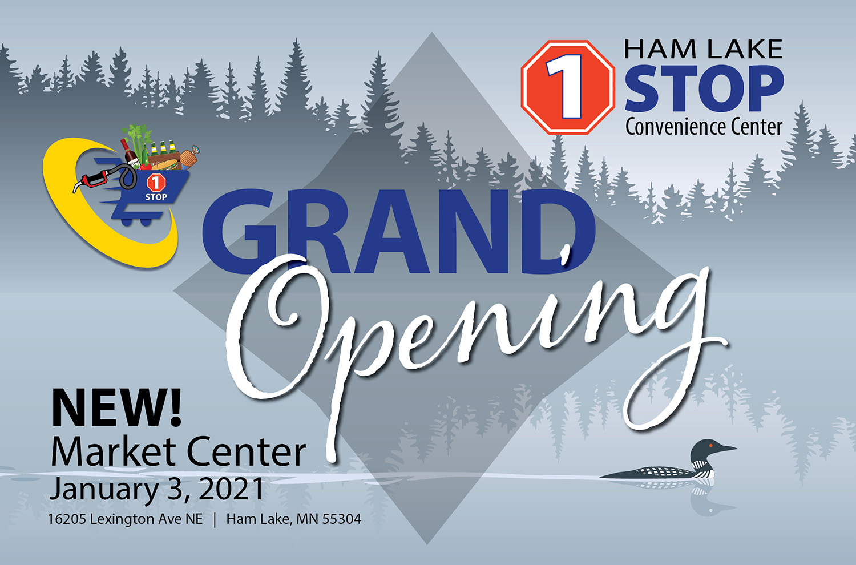 Come Celebrate at 1 Stop Convenience Center, Ham Lake!