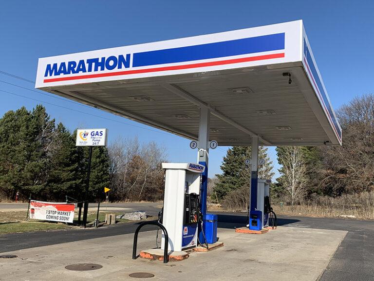 Marathon Gas, Non-Oxy